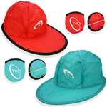 Collapsible Baseball Cap w/ Pouch
