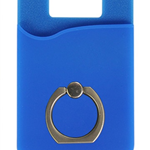 Silicone Smart Phone Sleeve w/ Ring Stand