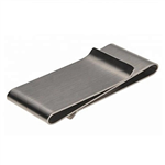 Double Side Stainless Steel Money Clip