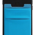 Dual Pockets Stretch Lycra Phone Wallet