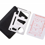 11-In-1 Credit Card Multi Tool