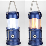 Fire LED Light Lantern (5